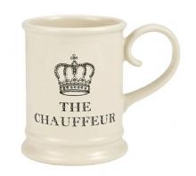Majestic Print Mug 'The Chauffeur'